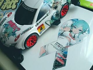 レーシングミク2014仕様 ライキリJC2016