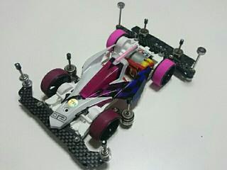 3レーン用コーナー重視仕様-小変更