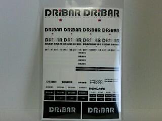 DRIBAR ステッカー