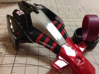 2ndカー・2017年モデル(整備中)