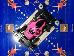 AR【サンダードラゴン】Perfume Pink ver.