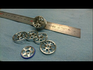 【AW】Large Dia Wheel Rollers
