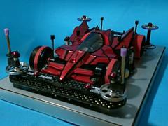 sx WBF red&black