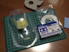 タミヤ 曲線用マスキングテープ