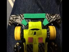 緑スポンジブレーキ