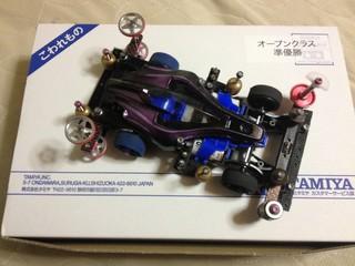 2014jc仙台にて二位を取られせいただいた車両ですᕦ(ò_óˇ)ᕤ
