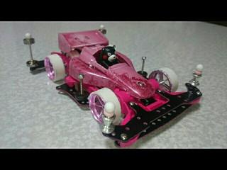 ピンクのマシン アスチュート くまモン