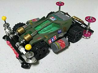 MA戦車太陽(チャリオットバーニングサン)
