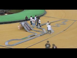 庄川水記念公園ミニ四駆レース