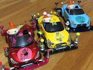 ミイちゃんコペン 🎀(実車祭)