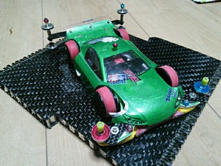 準急 of Mini4WD