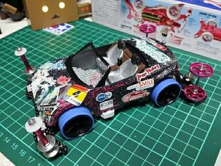 「実車祭」 39コペン なぁまコン号 (FMAR)