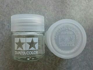 タミヤカラー用の瓶