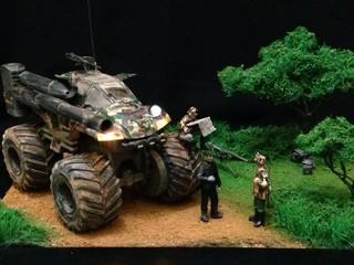 Tank Attack Saurus W-1