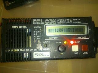 充電器 DELCOM2800