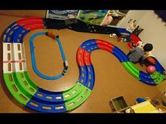 オーバルホームサーキット ×2