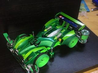 ビートマグナム『緑』