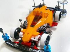 3レーンTZ-X