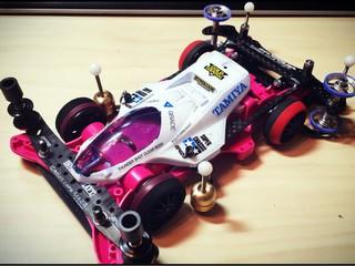 【AR】サンダーショットjr. ピンク