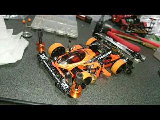 オレンジVS