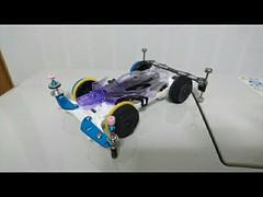 ダッシュフラットバンパー車
