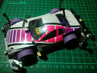 MS with Purple TRF Jr Body