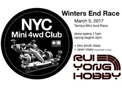 Brooklyn Winters End Race