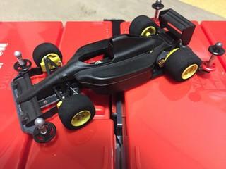 フェラーリ642 ZCR