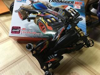 トライダガーWX