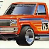 mini4WDトライレーサーズ
