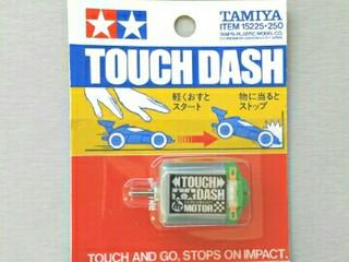 Touch dash