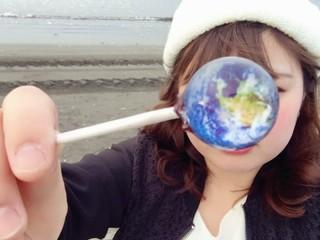 ♡ワイルド四駆in海♡