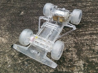 clear Type 5 Chassis