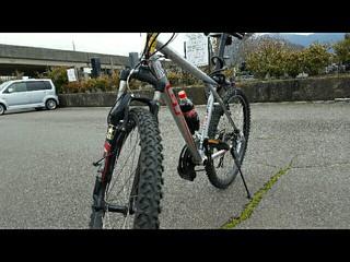 自転車GT