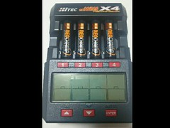 HITEC X4 ハイテック&ネオチャンプ