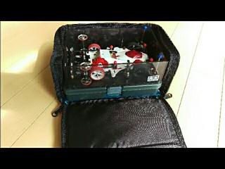 TRF シリコンオイルバッグ