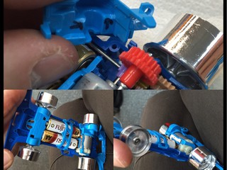 Super II minor friction fix