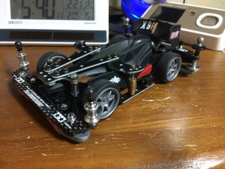 ブラックエアロアバンテ X96