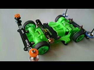 AR新タイプサイドマスダンパー装着車