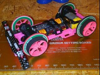 フルフラット用S2 ピンク