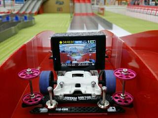 FMAR カメラ搭載車