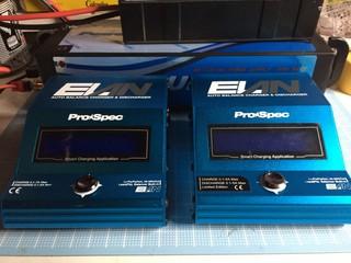 ELAN PRO-SPEC Ver.2.0/BLUE