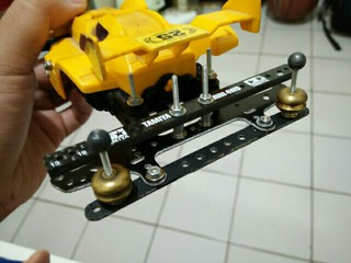 Rear FRP Setting