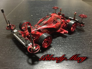 Bloody Mary (TZ-X Edition002)