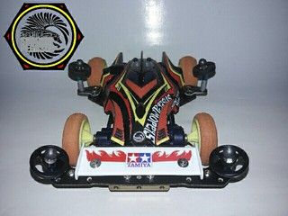 Phantom Blade Street Mini 4Wd