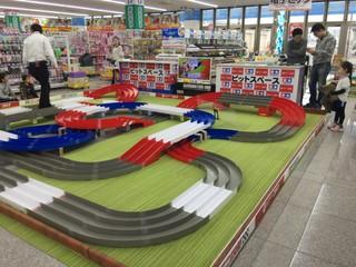 コジマ八幡東店2017/02/25サーキット