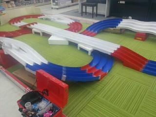 コジマ小倉店の常設コース
