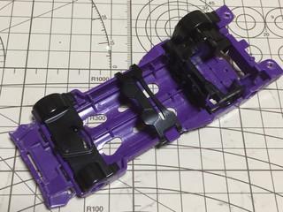 珍しい⁇紫VS