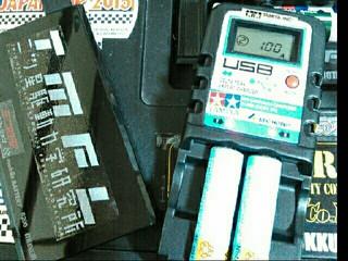 USB デルタピークエキスパートチャージャー1A
