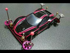 pink&black ライキリ